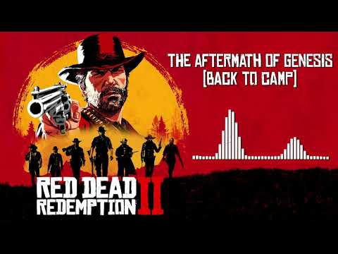 Red Dead Redemption 2  Soundtrack - Aftermath of Genesis Camp   With Visualizer