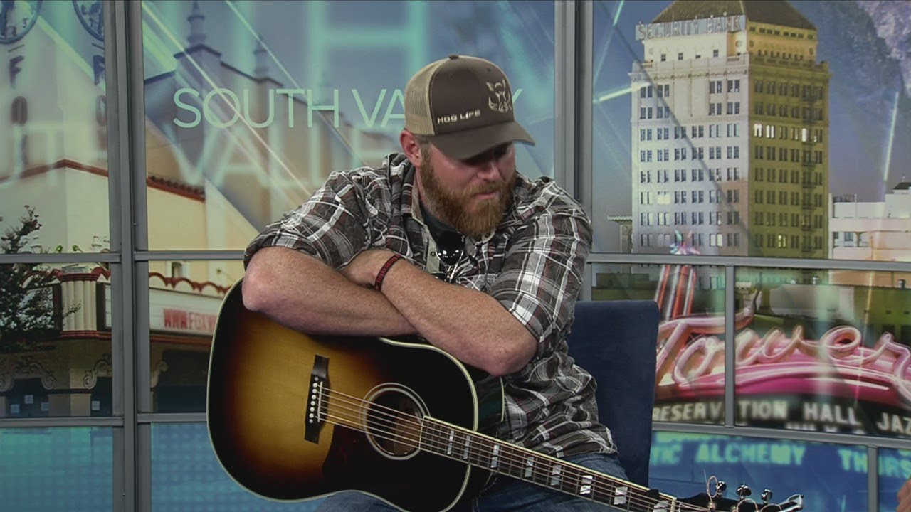 For The Love of Country Concert: Heath Sanders, part 1