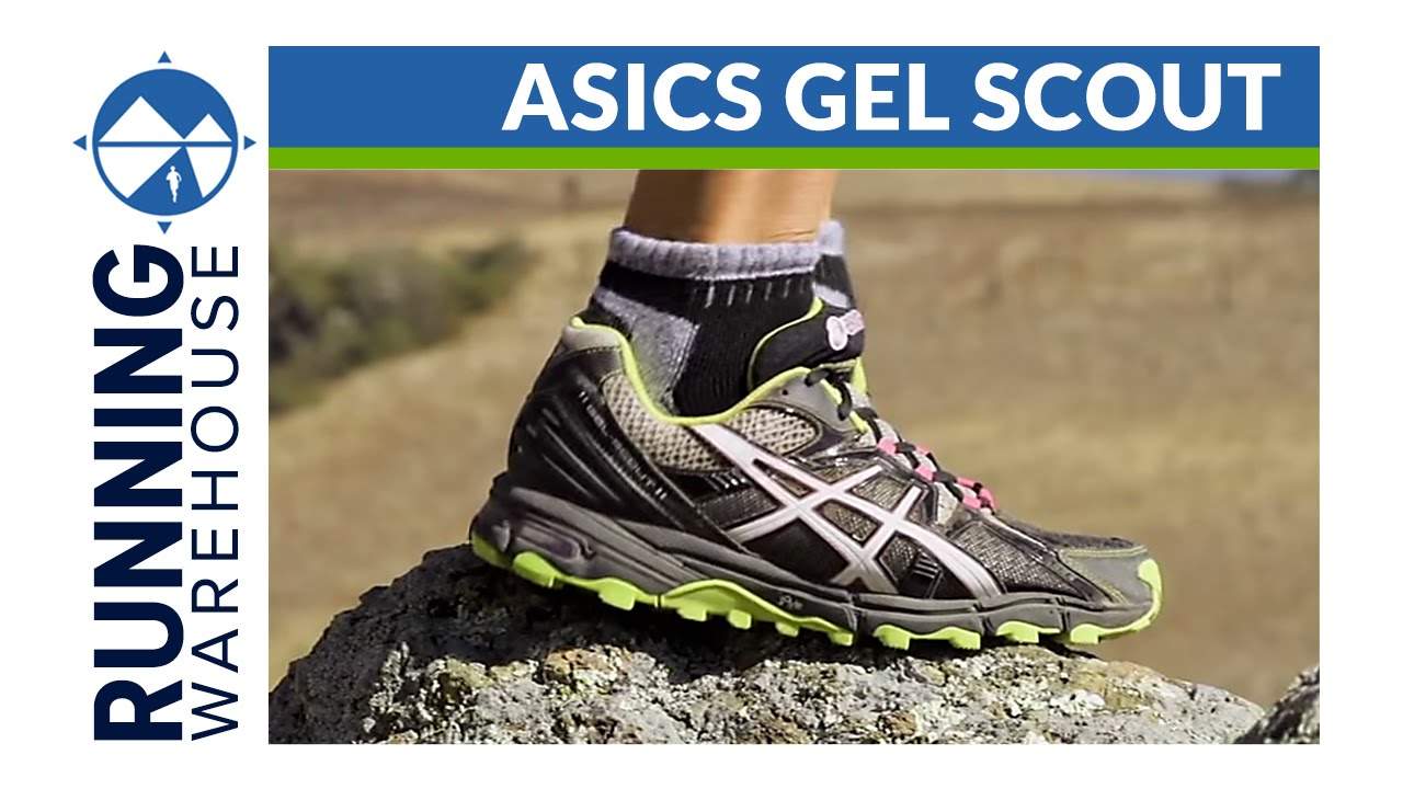 Asics Gel Scout Shoe Review