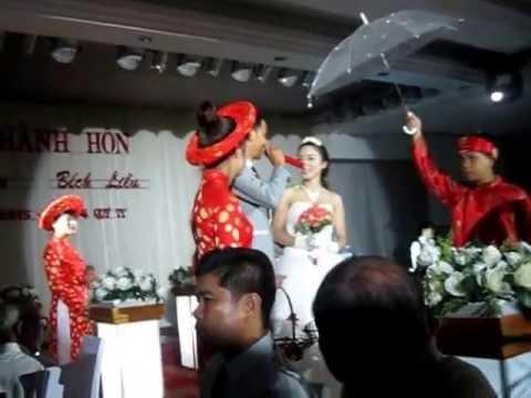 Chú rể hát tặng cô dâu VÌ ĐÓ LÀ EM - Thế Sơn - Bích Liễu