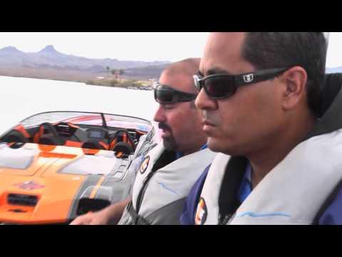 Speedboat Magazine Team Introduction