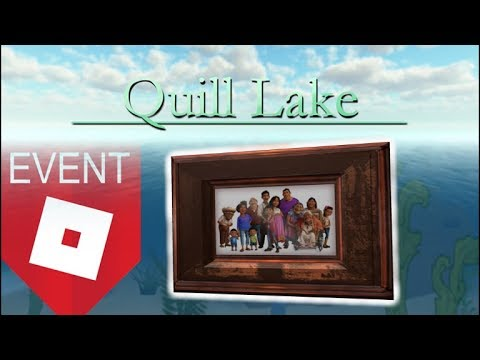 [EVENT 2017] How to get the COCO FAMILY PORTRAIT | Roblox Scuba Diving at Quill Lake