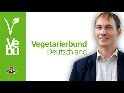 VEBU, German Vegetarian Society - Sebastian Joy