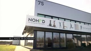 WaterRower & NOHrD - Wooden Fitness and Sports Equipment (en)
