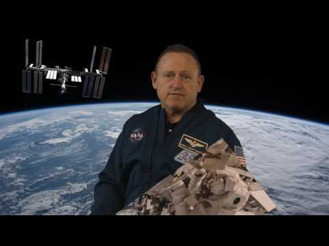 P4D Michael Oliver: Message from Astronaut Butch Wilmore