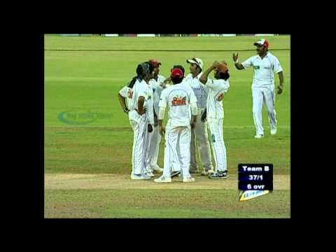 Star Cricket - Sadagopan Ramesh Awesome Catch