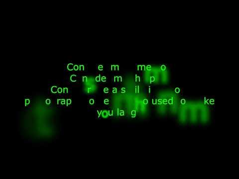 Reba McEntire - Consider Me Gone (karaoke)