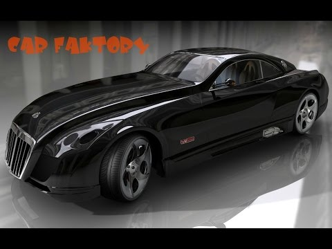 Maybach Exelero | Overview, Interior - Exterior, Test Drive!!! - YouTube