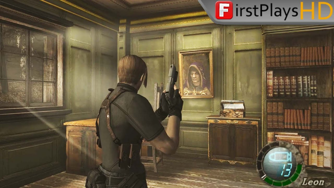 Resident Evil 4 Ultimate HD Edition (2005) - PC Gameplay / Win 10