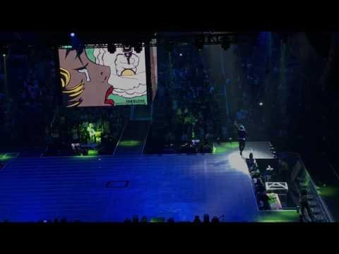 Fabolous Live The Chris Brown Party Tour At The SAP Center 5/18/17 San Jose, CA
