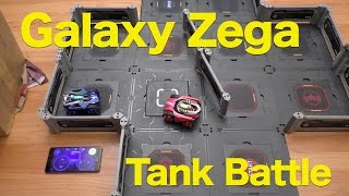 Galaxy Zega Mobile Tank Game Review, Video Game Meets Real World Tanks