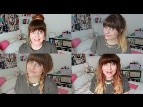 Fringe Tips & Hairstyles fayesfix