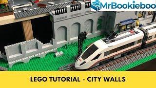 LEGO Tutorial - building city walls