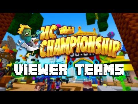 MC Championship 10 - Viewer teams!