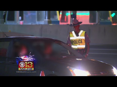 Law Enforcement Out To Ensure Holiday Weekend Safety