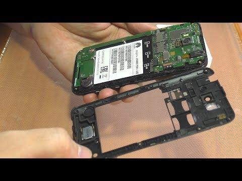 РЕМОНТ ДЛЯ ПОДПИСЧИКА: Не включается смартфон Huawei Y5C (Y541-U02)