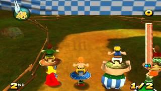 #2 - Zagrajmy w Asterix Mega Madness - Drugi dzień (Komentarz PL)