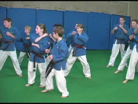 Action Karate December 15 Promotion