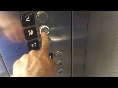 KONE Ecospace Traction Elevators @ Costco Wholesale, Canoga Park, CA