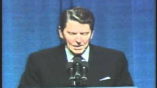 Ronald Reagan tells joke about Democrats thumbnail