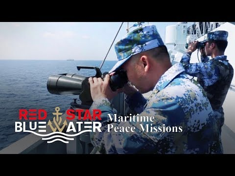 Red Star, Blue Water: Maritime Peace Missions
