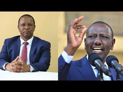 Sh67 Billion pension scandal? , Kibicho picks fight with DP Ruto, Jaguar in trouble  #NewsIn90