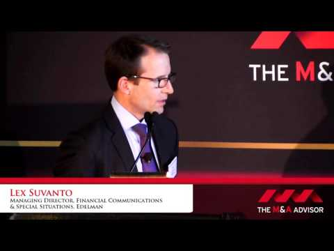 MandA.TV: Stalwarts Roundtable: Reputation Opportunities and Risks for M&A in 2016