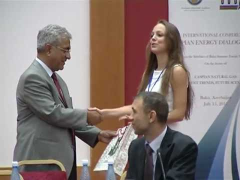 Baku Summer Energy School 2011 film (PART 3)