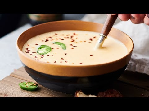 Where can you get beer cheese soup recipe