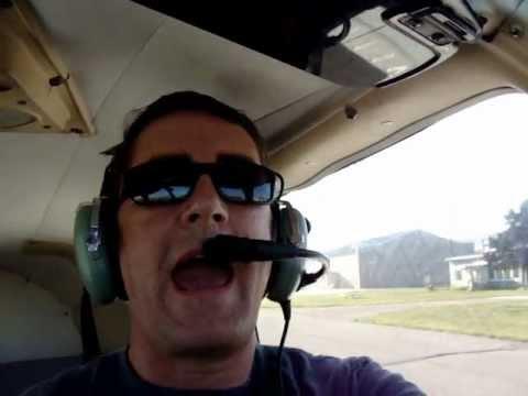 Summer Bucket List:  Flight to International Falls