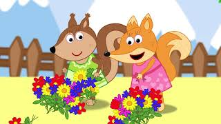 Fox Family and Friends new funny cartoon for kids full episode #683