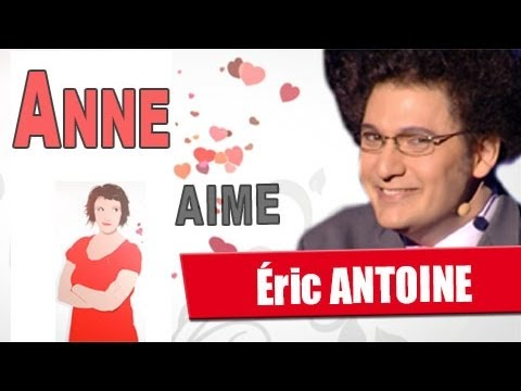 ANNE AIME, Eric Antoine
