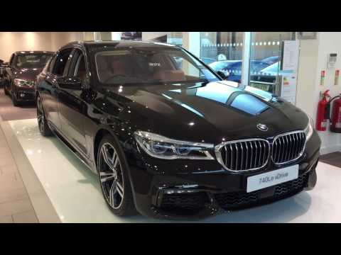 2017 BMW 740Le xDrive - Exterior and Interior Walkaround