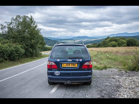 WE HIT 2000 MILES   | Europe Daily Travel Vlog Day 10 (Slovakia, High Tatras)
