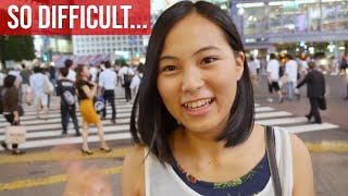 Do Japanese People Think Japanese is Difficult? (Interview)