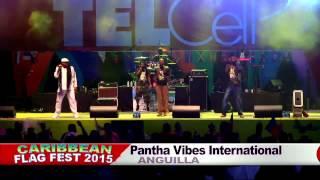 Pantha Vibes LIVE at Caribbean Flag Fest St Maarten