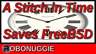 A Stitch in Time Saves FreeBSD - Quick tzsetup & ntpd tip