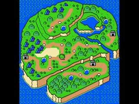 Super mario world beta map youtube super mario world beta map gumiabroncs Image collections