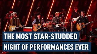 Most Star-Studded Night Ever for Country Music
