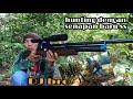 Hunting dengan senapan baru ss dimasak ala ss nikmat bgt