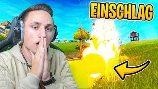 Comet strikes next to us! Then the 😱☄ Fortnite - Week 10 | WeissCuts