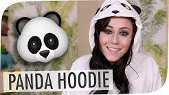 #flipdiy   Panda Hoodie und Pantoffeln mit Hatice
