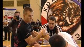 Чемпионат Крыма 2013 по армспорту. Как это было!