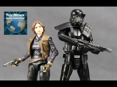 Hasbro Star Wars Rogue One Black Series 6 Action Figure 3-Pack