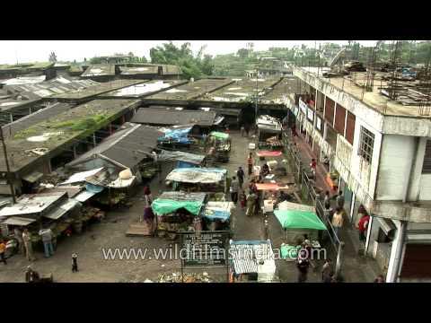 Idyllic life in Cherrapunji