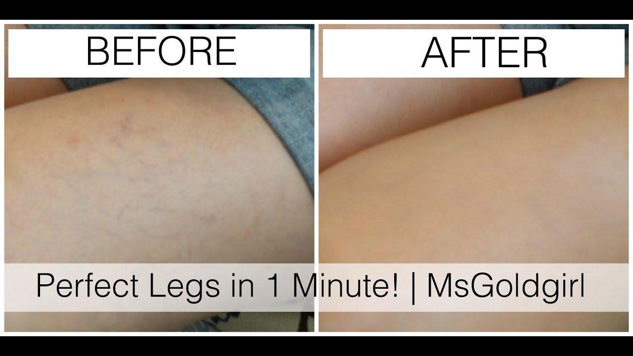 2c19807b7 Perfect Legs in 1 Minute | MsGoldgirl - YouTube