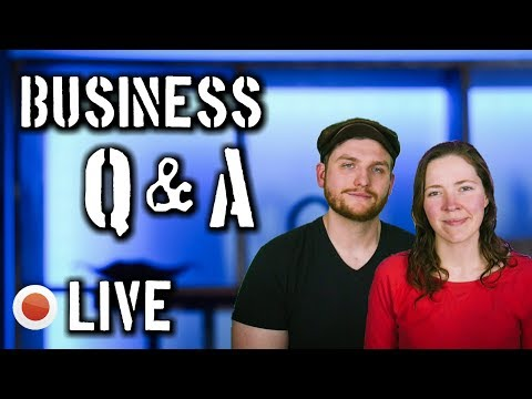 🔴 Small Business Q&A [LIVE]