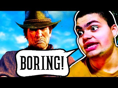 Dumbest Red Dead Redemption 2 Review Ever thumbnail