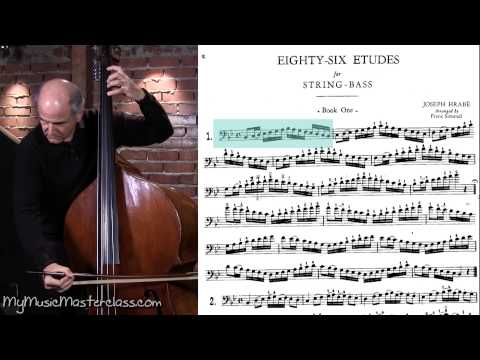 Studio Bass Lesson One