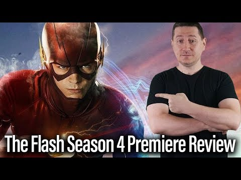 The Flash Season 4 Premiere Review